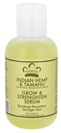 Nubian Heritage - Hair Serum Grow & Strengthen Indian Hemp & Tamanu - 4 oz. by Nubian Heritage