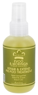 Nubian Heritage - Pre-Poo Treatment Repair & Extend EVOO & Moringa - 4 oz.