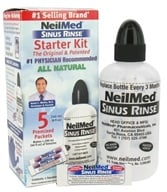 Sinus Rinse Starter Kit by NeilMed Pharmaceuticals