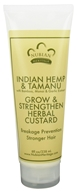 Image of Nubian Heritage - Herbal Hair Custard Grow & Strengthen Indian Hemp & Tamanu - 8 oz.