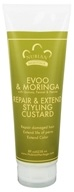 Nubian Heritage - Hair Styling Custard Repair & Extend EVOO & Moringa - 8 oz. (764302118251)