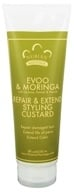 Image of Nubian Heritage - Hair Styling Custard Repair & Extend EVOO & Moringa - 8 oz.