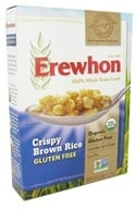 Erewhon - Organic Whole Grain Cereal Crispy Brown Rice - 10 oz.