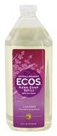 Earth Friendly - ECOS Hand Soap Refill Organic Lavender - 32 oz.