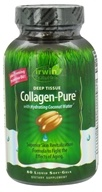 Irwin Naturals - Deep Tissue Collagen-Pure with Hydrating Coconut Water - 80 Softgels