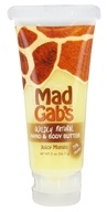 Mad Gab's - Wildly Natural Hand & Body Butter Juicy Mango - 2 oz.