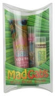 Mad Gab's - Wildly Natural Peacock Lip Care Trio - 1 Set(s)