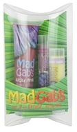 Mad Gab's - Wildly Natural Butterfly Lip Care Trio - 1 Set(s)