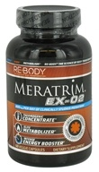 ReBody - Meratrim EX-02 Fruit & Flower Slimming Formula - 60 Capsules, from category: Diet & Weight Loss