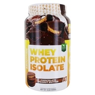 About Time - Whey Protein Isolate Chocolate Peanut Butter - 2 lbs.