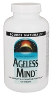 Source Naturals - Ageless Mind - 120 Tablets