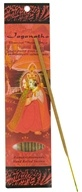 Prabhuji's Gifts - Hand Rolled Incense Jaganatha Botanical Flower Blend - 10 Stick(s)