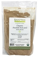 Banyan Botanicals - Organic Amalaki Fruit Powder (Emblica Officinalis) - 1 lb.
