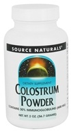 Source Naturals - Colostrum 650 mg. - 60 Tablet(s)