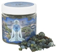 Prabhuji's Gifts - Herbal Resin Incense Visuddha Chakra Communication & Responsibility - 2.4 oz.