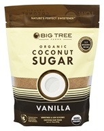 Big Tree Farms - Organic Coconut Palm Sugar Vanilla - 14 oz.