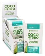 Big Tree Farms - Coco Hydro Coconut Water Hydration Original - 0.78 oz.
