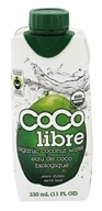 Coco Libre - Pure Organic Coconut Water Unflavored - 11 oz.
