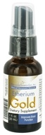 Harmonic Innerprizes - Etherium Gold Mineral Essence Spray - 1 oz.
