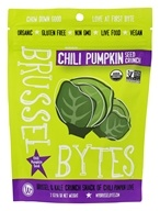 Wonderfully Raw - Brussel Bytes Brussels-Coconut Snack Mix Chili Pumpkin Seed Crunch - 2 oz.