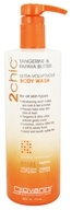 Giovanni - 2Chic Tangerine & Papaya Butter Ultra-Voluptuous Body Wash - 24 oz.