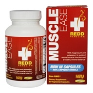 Redd Remedies - Muscle Ease - 60 Tablet(s)