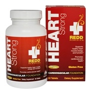 Coeur fort soutien cardiovasculaire - 60 Tablet(s) by Redd Remedies