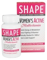 Shape Nutritional - Women's Active Multivitamin - 60 Tablets