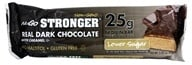 NuGo Nutrition - Stronger Protein Bar Real Dark Chocolate with Caramel - 2.82 oz. LUCKY PRICE