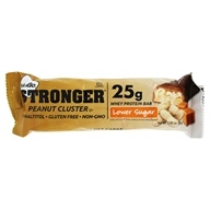 NuGo Nutrition - Stronger Protein Bar Peanut Cluster - 2.82 oz.