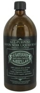Le Savonnier Marseillais - All-Purpose Liquid Soap Eucalyptus - 1 Liter