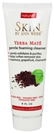 Skin by Ann Webb - Naturals Yerba Mate Gentle Foaming Cleanser - 4 oz.