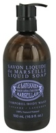 Le Savonnier Marseillais - Body Wash Liquid Soap Lavender - 16.9 oz.