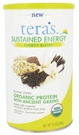 Tera's Whey - Sustained Energy Blend Bourbon Vanilla - 12 oz.
