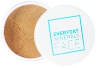 Everyday Minerals - Face Finishing Dust Bronzed - 0.35 oz.