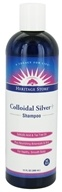 Heritage - Shampoo Colloidal Silver Plus - 12 oz.