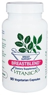 Vitanica Professional - BreastBlend Breast Support - 90 Vegetarian Capsules