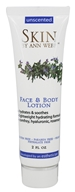 Skin by Ann Webb - Naturals Face & Body Lotion Unscented - 2 oz.