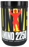 Universal Nutrition - Amino 2250 Amino Acid Supplement - 230 Tablets