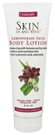Skin by Ann Webb - Body Lotion Lemongrass Sage - 8 oz.