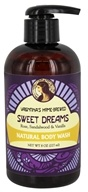 Valentina's Home Brewed - Natural Body Wash Sweet Dreams - 8 oz.