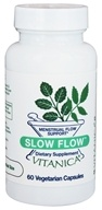 Vitanica Professional - Slow Flow Menstrual Flow Support - 60 Vegetarian Capsules