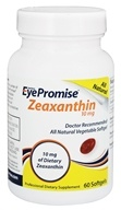 EyePromise - Zeaxanthin 10 mg. - 60 Softgels