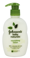 Johnson & Johnson - Baby Naturals Nourishing Lotion - 9 oz.