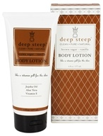 Deep Steep - Body Lotion Brown Sugar-Vanilla - 6 oz.