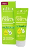 Alba Botanica - Good & Healthy Broad Spectrum Moisturizer 15 SPF - 1.7 oz.