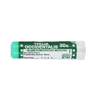 Ollois Homeopathic Medicine - Thuja Occidentalis 30 C - 80 Pellets