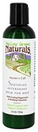 Valley Green Naturals - Hunter's Call Soothing Aftershave Balm For Men - 4 oz.