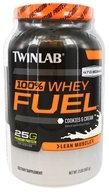 Twinlab - 100% Whey Fuel Lean Muscle Cookies & Cream - 2 lbs.