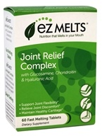 EZ Melts - Joint Relief Complex Tropical Lime Flavor - 60 Tablets